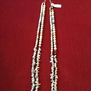 New Neiman Marcus necklace 2 strands